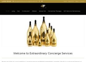 extraordinaryconciergeservices.com