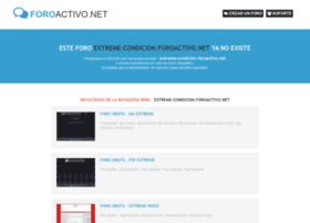 extreme-condicion.foroactivo.net