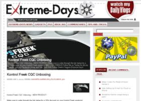 extreme-days.com
