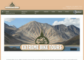 extremebiketours.co.uk