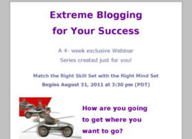 extremebloggingsuccess.commandingwealth.com