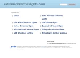 extremechristmaslights.com