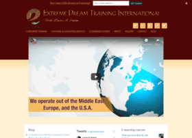 extremedreamtraining.com