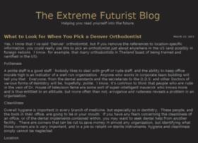 extremefuturistfestival.com