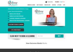 extrememaids.com