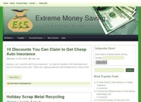 extrememoneysaving.com
