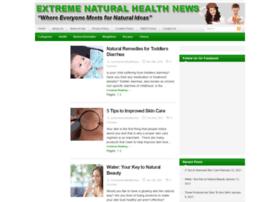 extremenaturalhealthnews.com