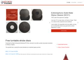 extremephono.com