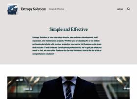 extropysolutions.com