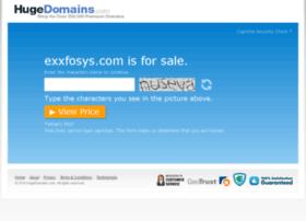 exxfosys.com