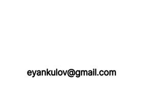eyankulov.com