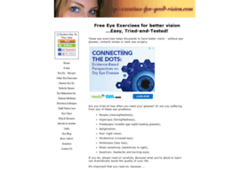 eye-exercises-for-good-vision.com