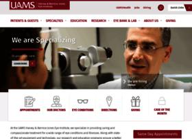 eye.uams.edu