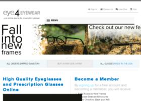 eye4eyewear.com