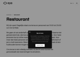 eyebarrestaurant.nl