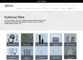 eyebrowzstore.com