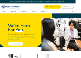 eyecarecenter.com