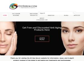 eyeserum.com