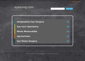 eyesung.com