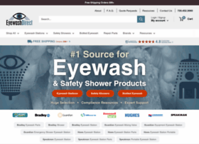 eyewashdirect.com