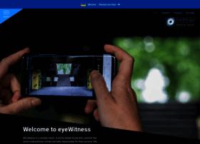 eyewitnessproject.info