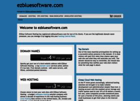 ezbluesoftware.com
