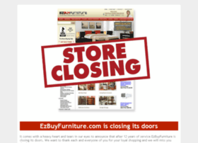 ezbuyfurniture.com