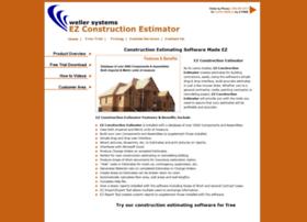 ezconstructionestimator.com