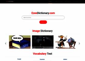 ezeedictionary.com