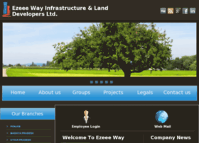 Ezeeewayinfra.co.in