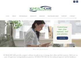 ezhealthcare.com
