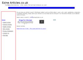 ezinearticles.co.uk