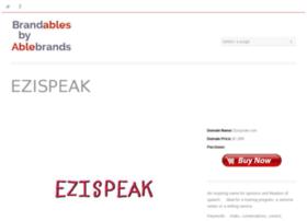 ezispeak.com