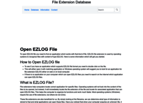 ezlog.extensionfile.net