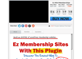 ezminimemberships.com