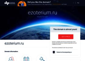 ezoterium.ru