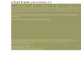 ezproxy.chatham.edu
