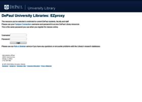 ezproxy.depaul.edu