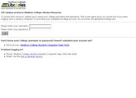 ezproxy.madisoncollege.edu