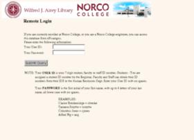 ezproxy.norcocollege.edu