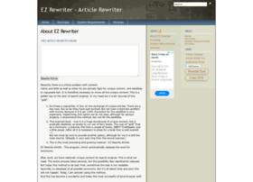 ezrewrite.com