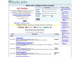 ezritejobs.com
