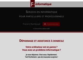 f-informatique.fr