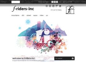 f-riders-inc.com