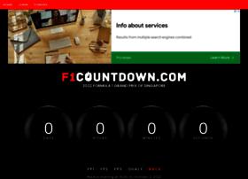 f1countdown.com