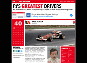 f1greatestdrivers.autosport.com