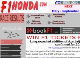 f1honda.com