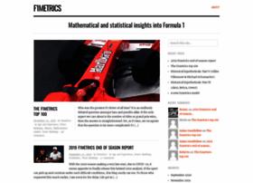 f1metrics.wordpress.com