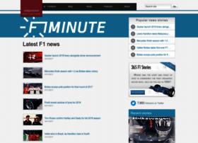 f1minute.com