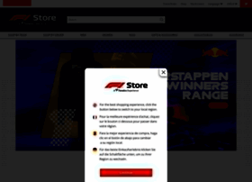f1store.formula1.com The Only Official F1® Store | F1® Replica